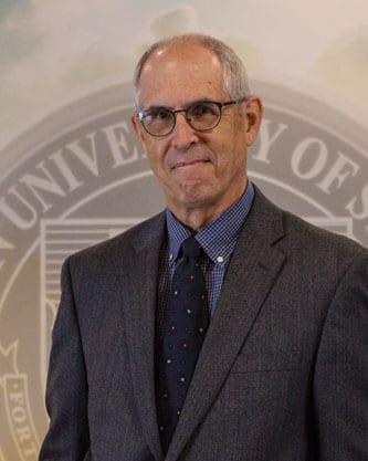 Professor Linus Meldrum